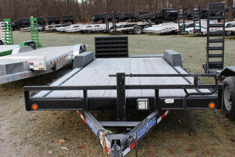 "2020 Load Trail 83"" X 20' Tandem Axle Carhauler Car / Racing Trailer"