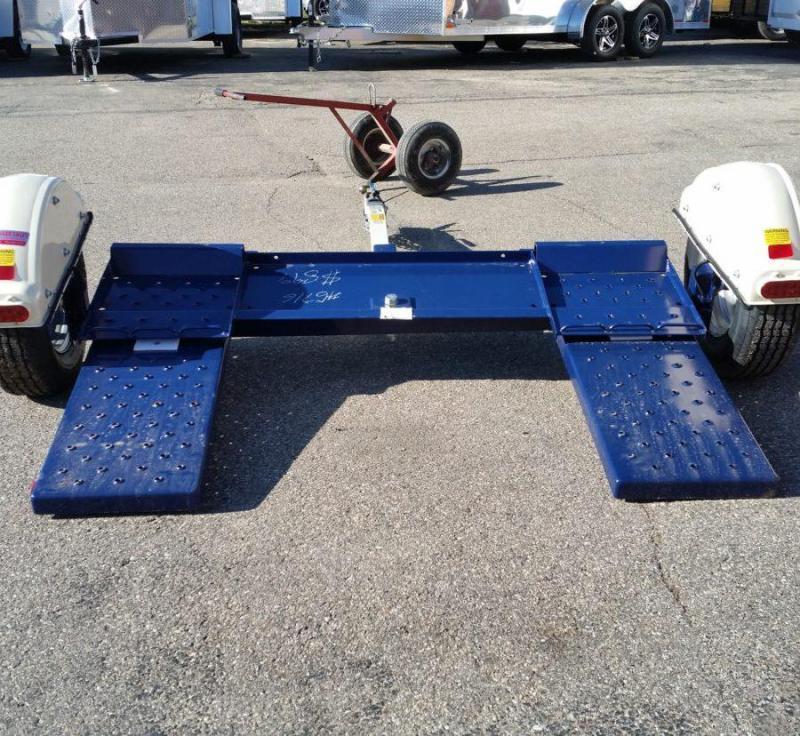 e6f9519e00 80T Master Tow Car Dolly W Surge Brakes