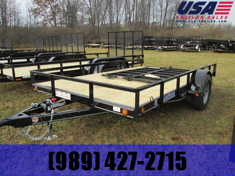 2018 Load Trail 5x8 Low SIde Utility Trailer