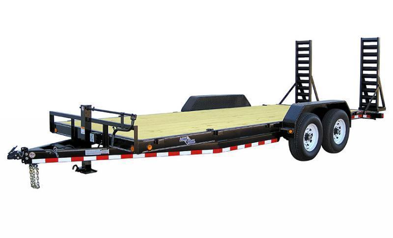 "2019 Load Trail 83"" X 22' Tandem Axle Carhauler Car / Racing Trailer"