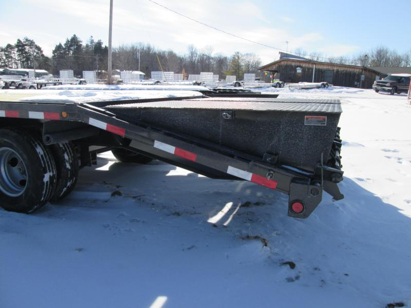 2019 Load Trail PS 24 14K Equipment Trailer