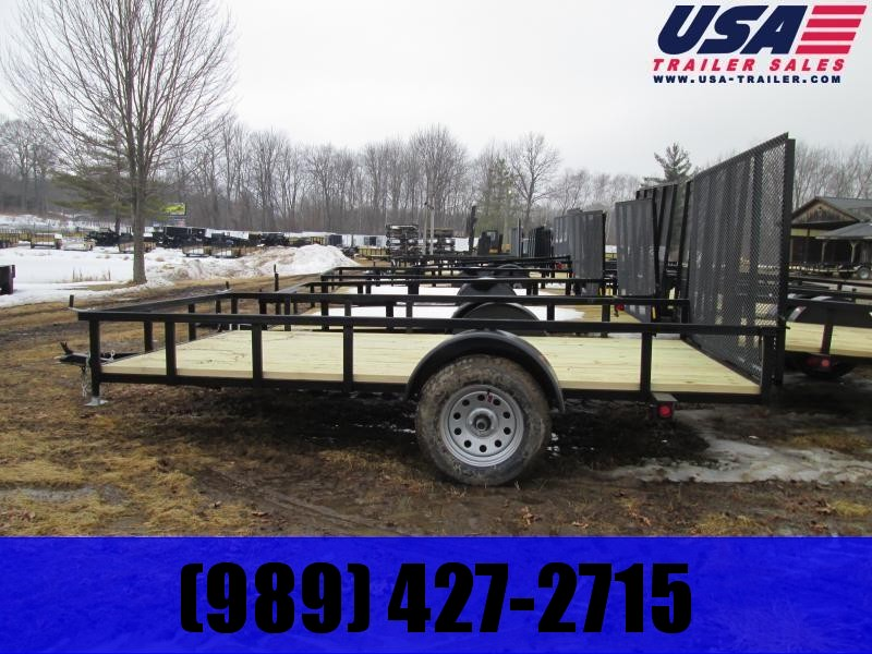 Goldstar 6x10 Low Side Utility Trailer