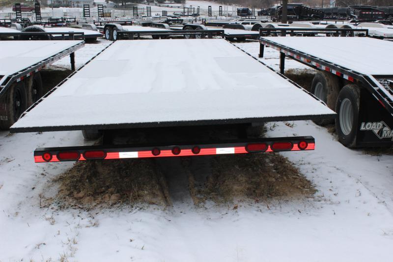 2019 Load Trail 26 Tilt Deck OVer Equipment Trailer