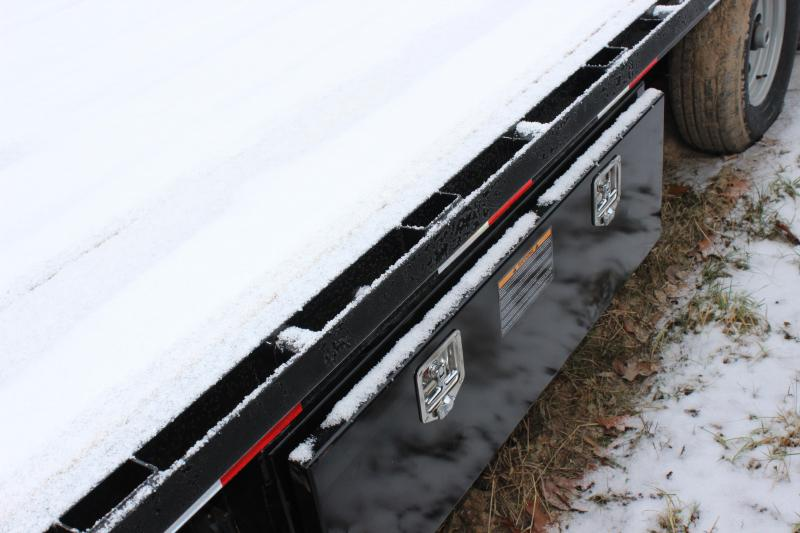 2019 Load Trail 26 Tilt Deck OVer Equipment Trailer
