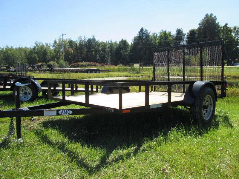 2018 5x10 low side Utility Trailer