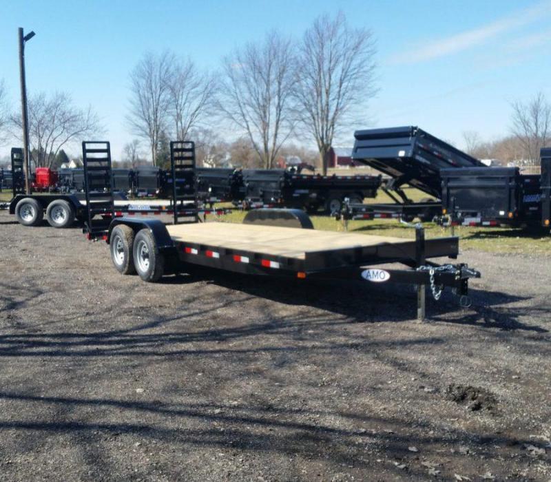 82 x 20 A.M.O. Equipment Trailer TA3  in Ashburn, VA