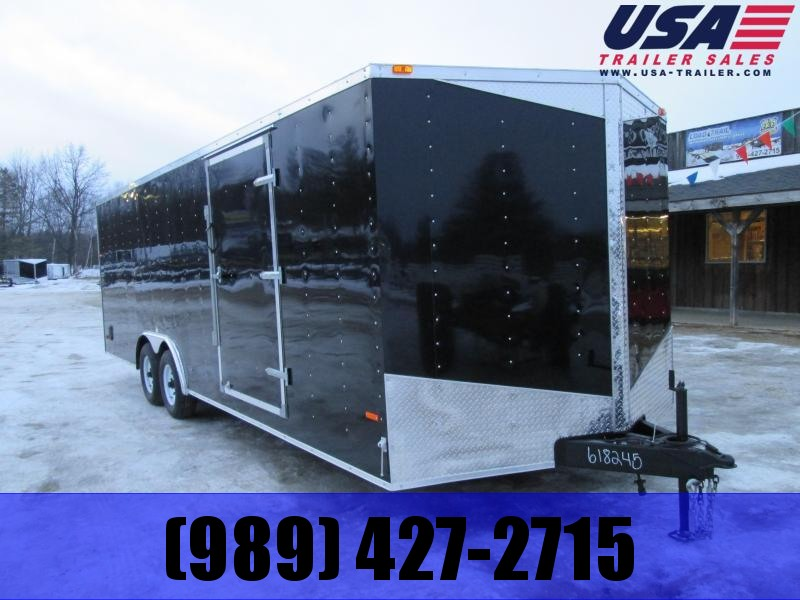 2018 MTI Trailers 8.5x20  Enclosed Cargo Trailer