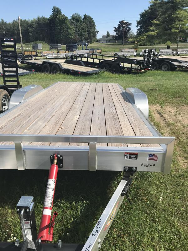 2019 H and H Trailer H8218MXA Other Trailer