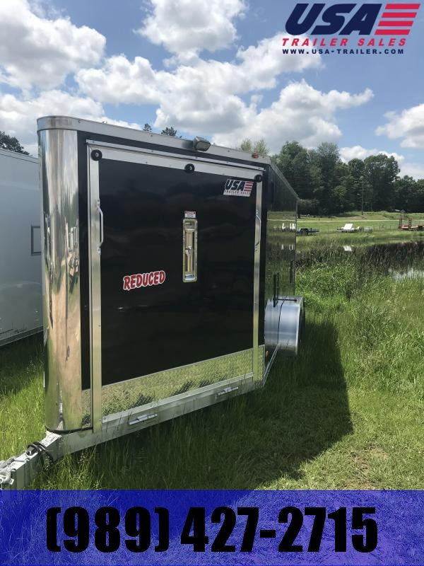 2018 MTI Trailers AMTEL7X19TA2SNOWFT Enclosed Cargo Trailer