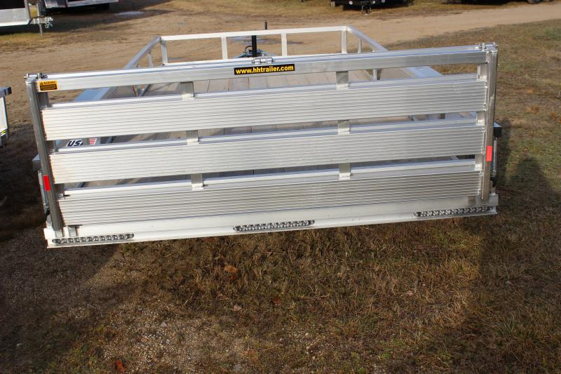 2020 H and H Trailer H8216TRSA-070 Utility Trailer