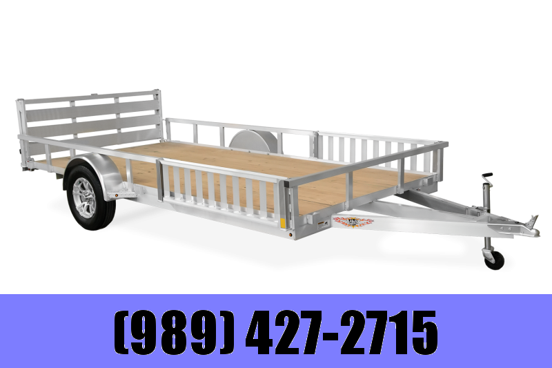 2019 H and H Trailer 82 x 14 ATV Trailer
