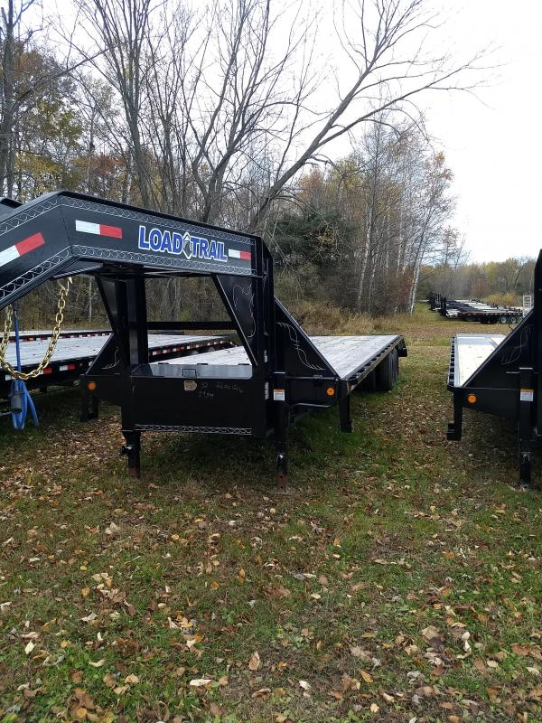 New 32' 22k Gooseneck Equipment Trailer Michigan's #1 Selling Brand