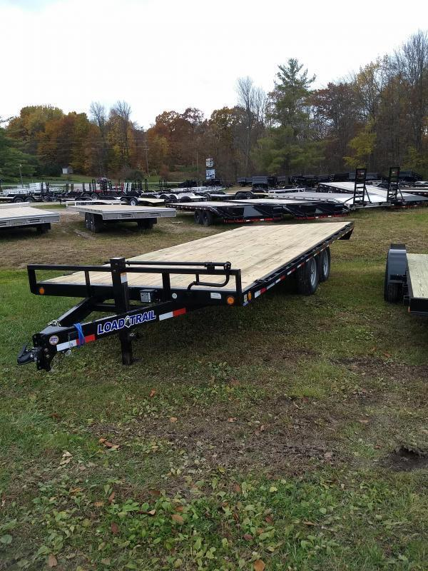 New 102X24 14k Deck Over Equipment Trailer The Bench Mark Of Quality