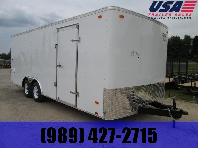 2020 Look Trailers ST85X16TE2 Enclosed Cargo Trailer