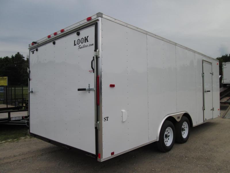 2020 Look Trailers ST85X24 Enclosed Cargo Trailer