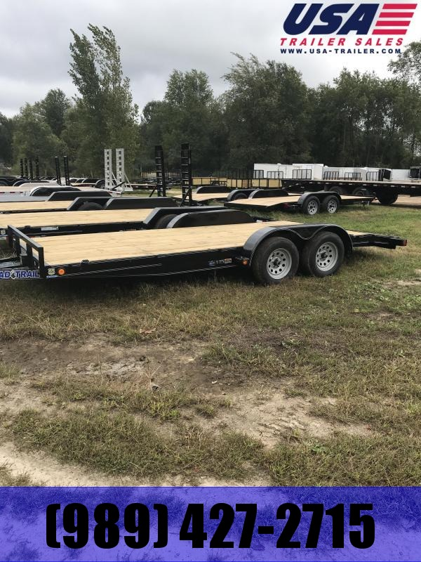 2019 Load Trail 18 10K Car / Racing Trailer