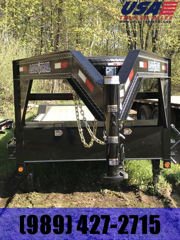 2019 Load Trail GP 32 22K Goose Neck Equipment Trailer