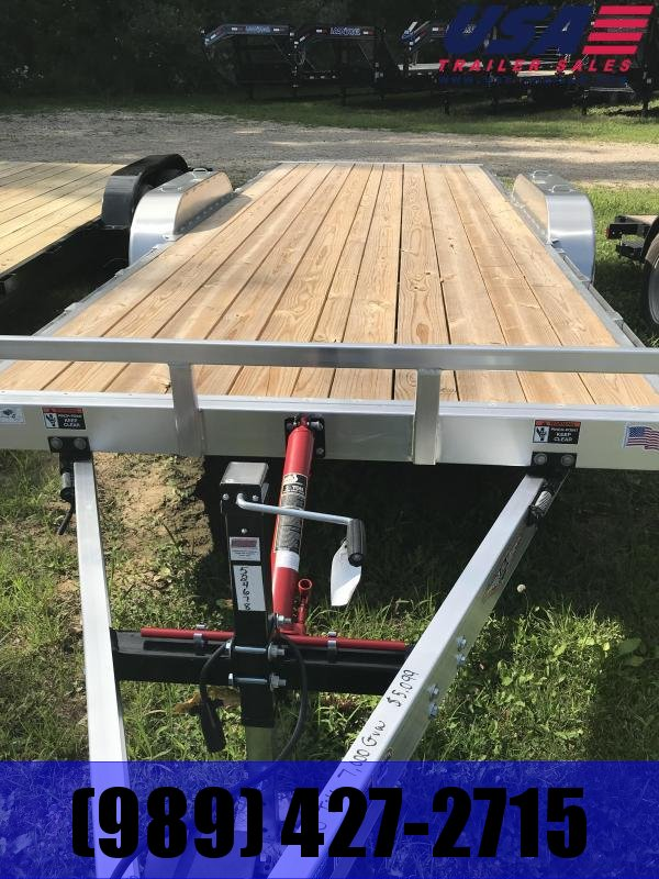 2019 H and H Trailer H8220MXA Other Trailer
