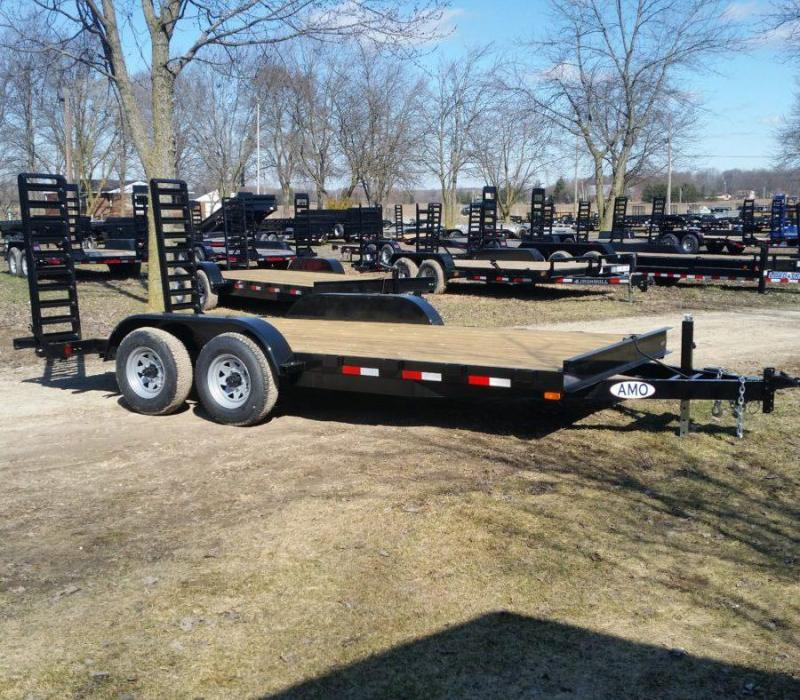 82 x 16 A.M.O. Equipment Trailer TA3  in Ashburn, VA
