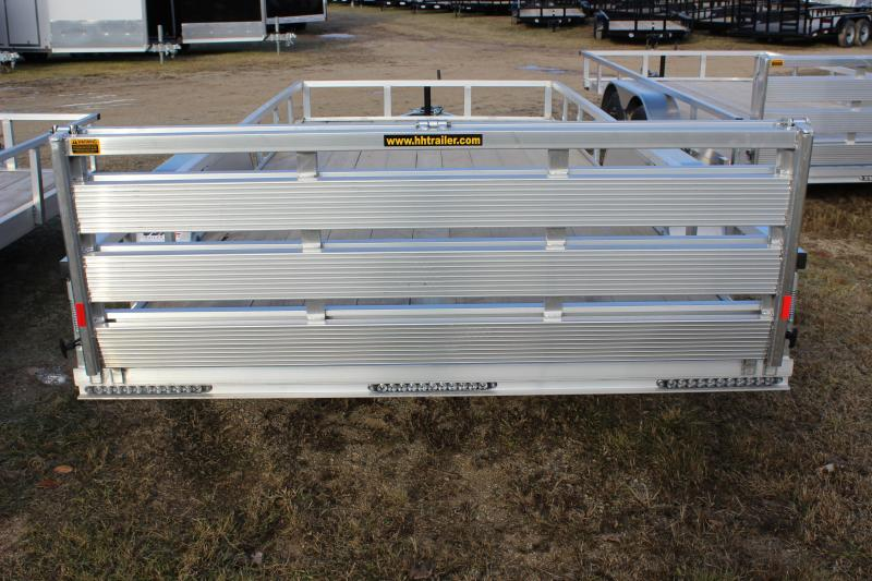 2020 H and H Trailer H8218TRSA-070 Utility Trailer