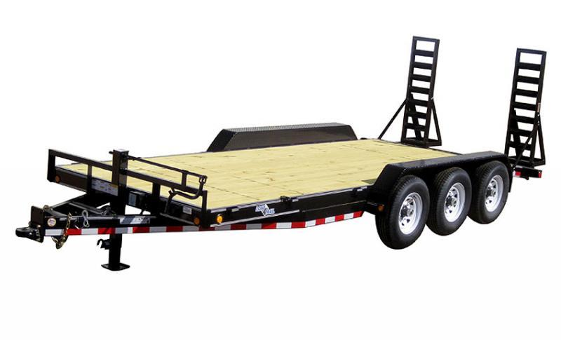 "2020 Load Trail 83"" X 24' Triple Axle Carhauler Car / Racing Trailer"