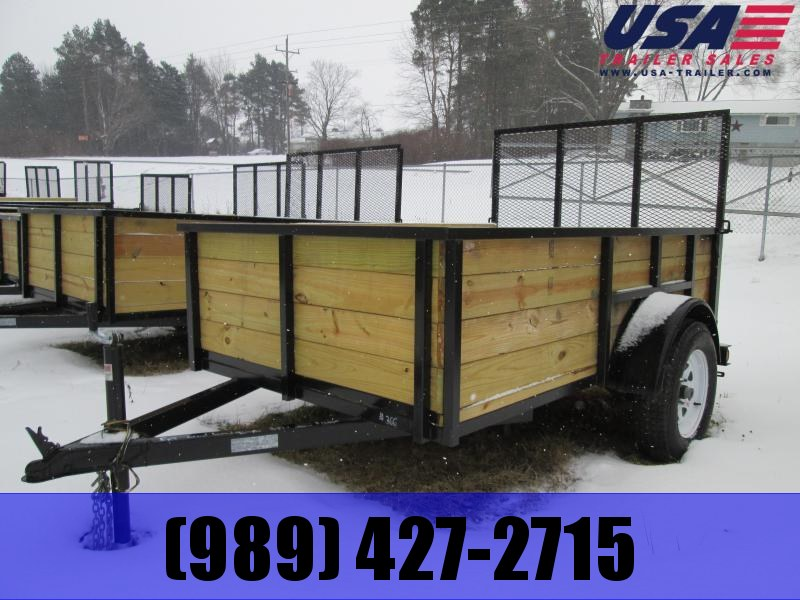 2018 Other GoldStar 6x10 High Side Utility Trailer