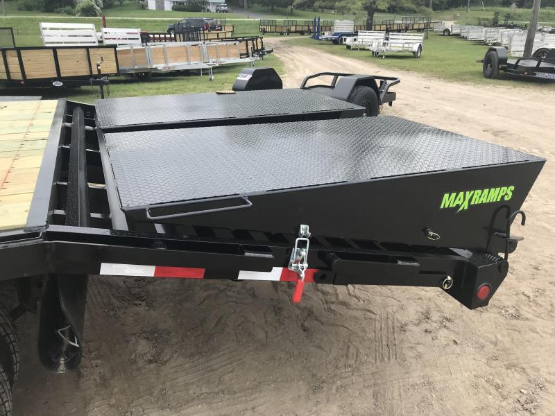 2019 Load Trail GH 25 22 K Goose Neck Equipment Trailer
