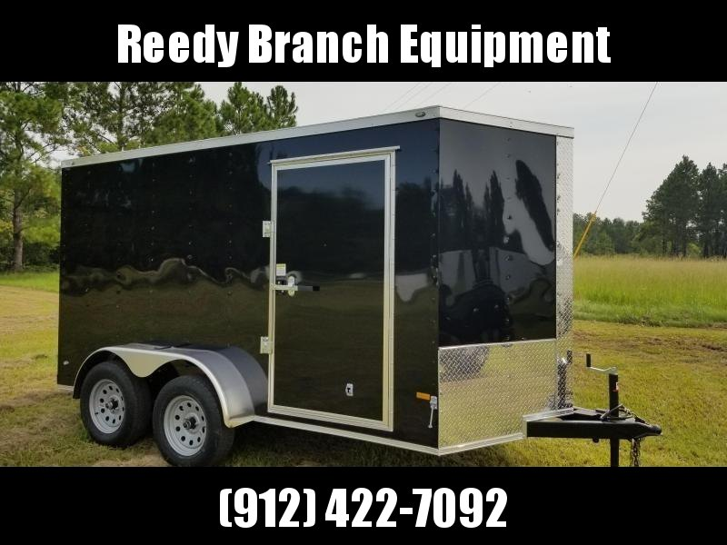 New 6x12TA Enclosed Trailer Rock Solid Cargo  in Millwood, GA