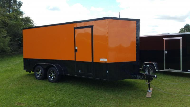 "2019 Down 2 Earth Trailers DTE7614G29 (76""X14"") Utility Trailer"