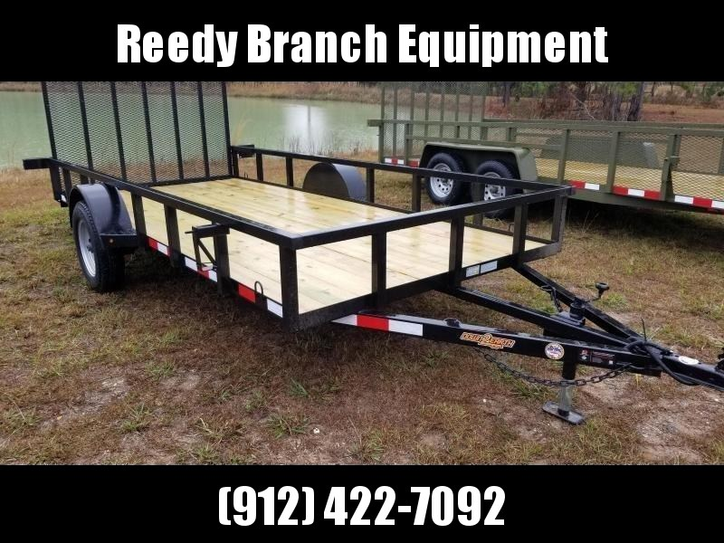 """2018 Down 2 Earth Trailers DTE7614G29 (76""""X14"""") Utility Trailer"""