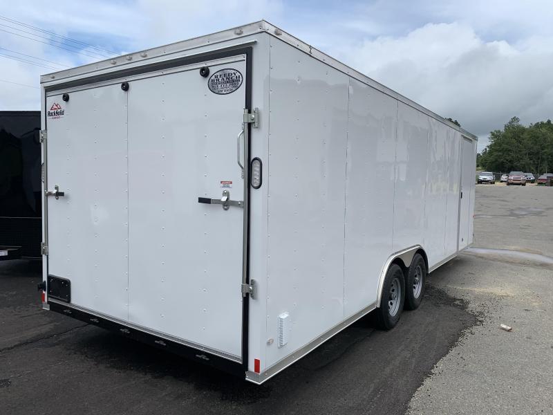 New 8.5x24 - 5200lb Enclosed Car Hauler. Tennesse Florida Alabama North Carolina South Carolina