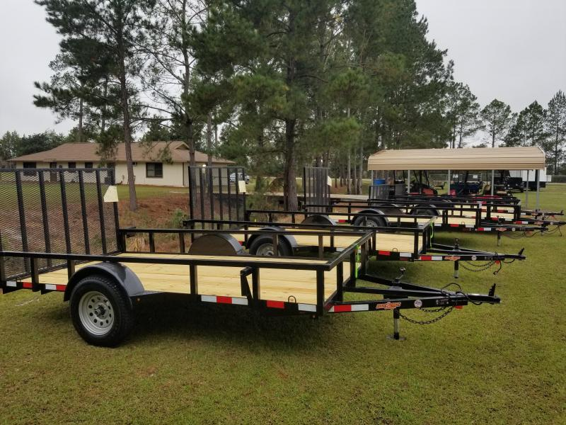 2019 Down 2 Earth Trailers ALL Equipment Trailer