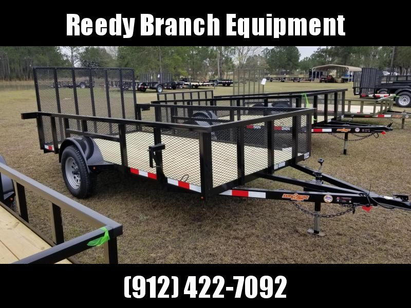 2019 Down 2 Earth Trailers DTE612G29(HIGH SIDE) Utility Trailer