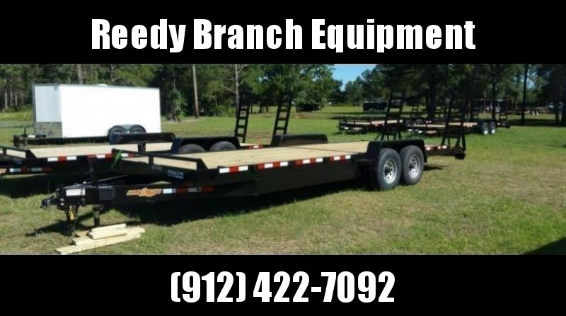 "New 82""x24' Down to Earth Equipment Trailer (14K GVWR)  in Ashburn, VA"