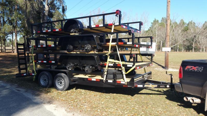 2019 ROCK SOLID CARGO (BLACK) 7x14TA Enclosed CargoTrailer