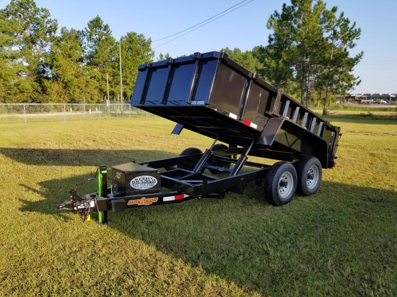 2019 Down 2 Earth Trailers DTE8220SCH5.2B Car / Racing Trailer
