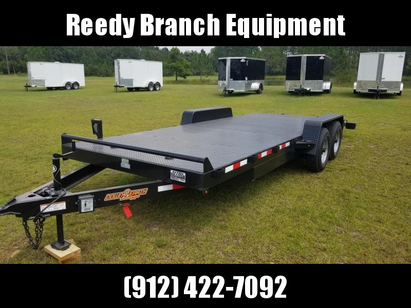 2019 Down 2 Earth Trailers DTE8220SCH5.2B Car / Racing Trailer in Ashburn, VA