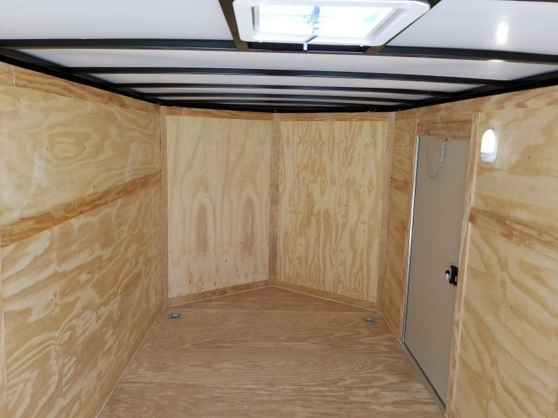 New 7x16 Rock Solid Cargo Enclosed Trailer