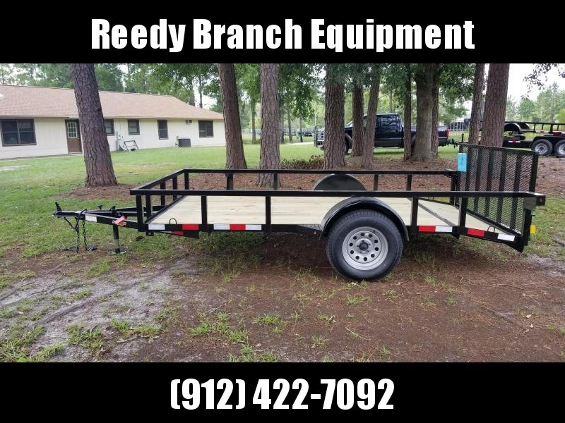 2018 Down 2 Earth Trailers DTE612G29 DOVETAIL Utility Trailer in Ashburn, VA