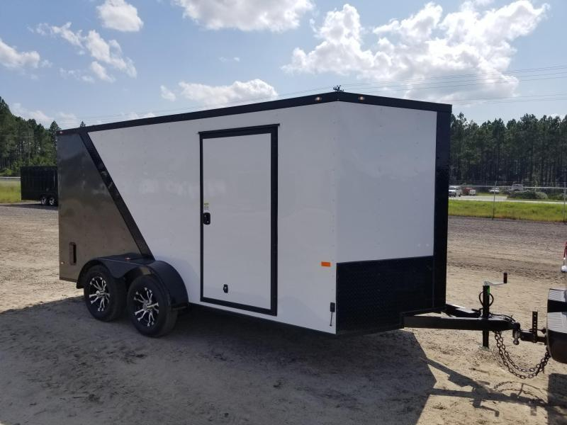 2018 Down 2 Earth Trailers DTE714DT7B(HEAVY DUTY SCISSOR LIFT) Dump Trailer