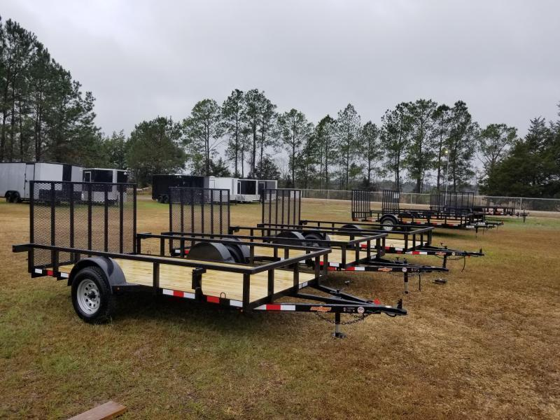 "2018 Down 2 Earth Trailers DTE7612G29 (76""X12') Utility Trailer"
