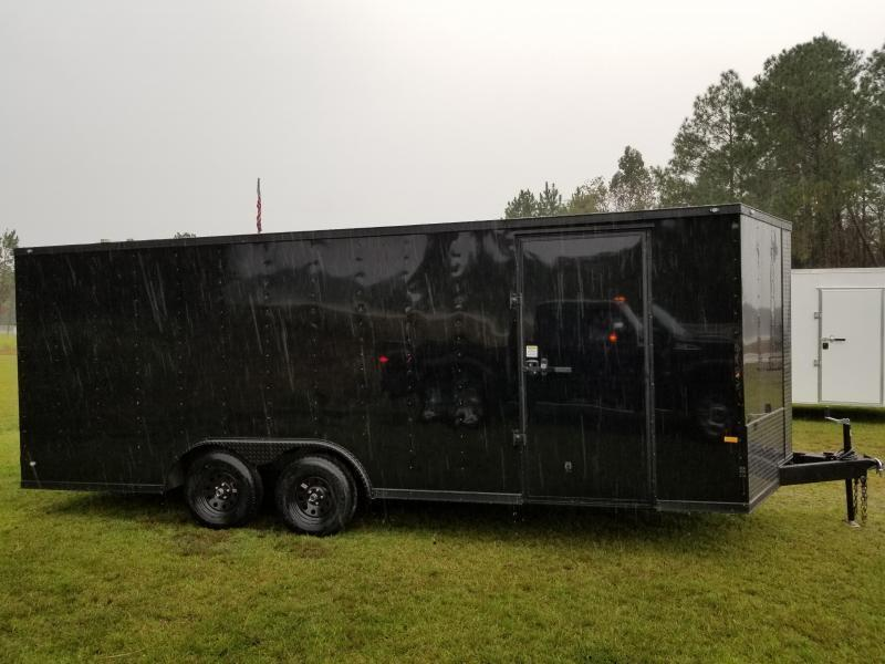 2019 Down 2 Earth Trailers DTE8234WCH7B Car / Racing Trailer