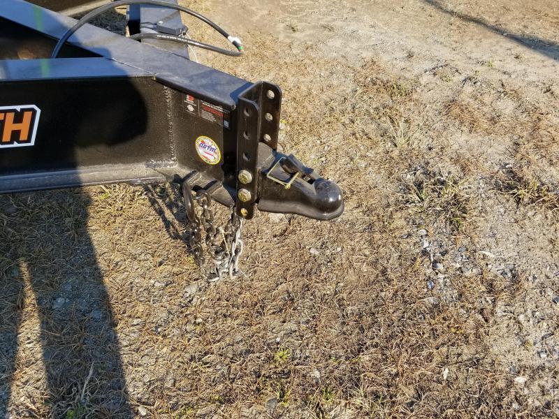 2019 Down 2 Earth Trailers DTE8234WCH7B Car / Racing Trailer