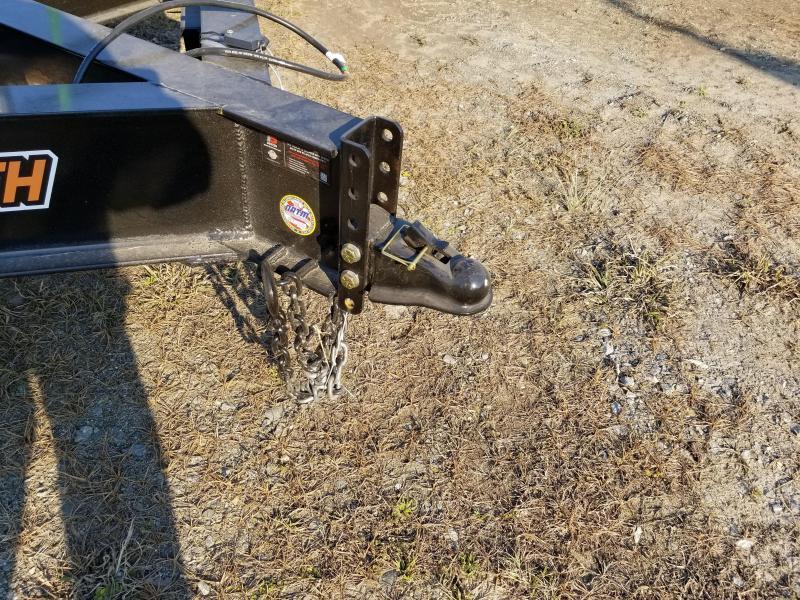 2018 Down 2 Earth Trailers DTE8234WCH7B Car / Racing Trailer