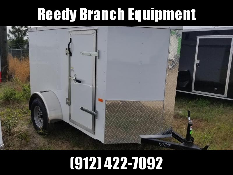 New 5x8 Enclosed Cargo Trailer. Buy an enclosed trailer to keep your tools out of the weather! in Ashburn, VA