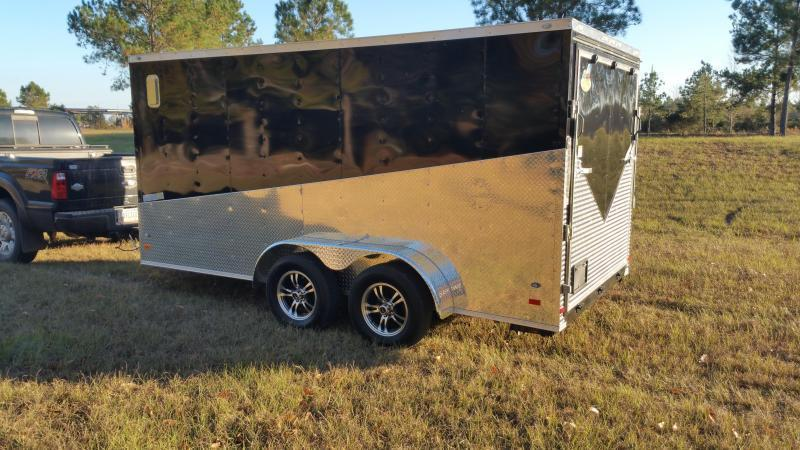 2018 6'x12' Down 2 Earth Utility Trailer