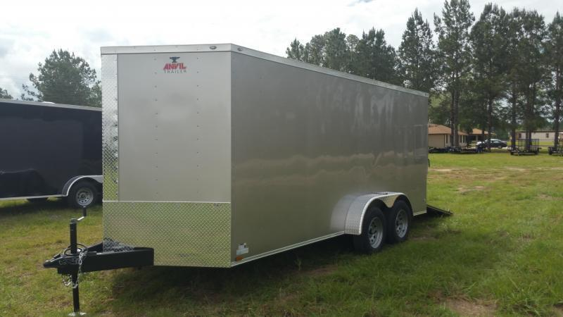 2018 Down 2 Earth Trailers DTE8220ER7B (14000LB) Equipment Trailer