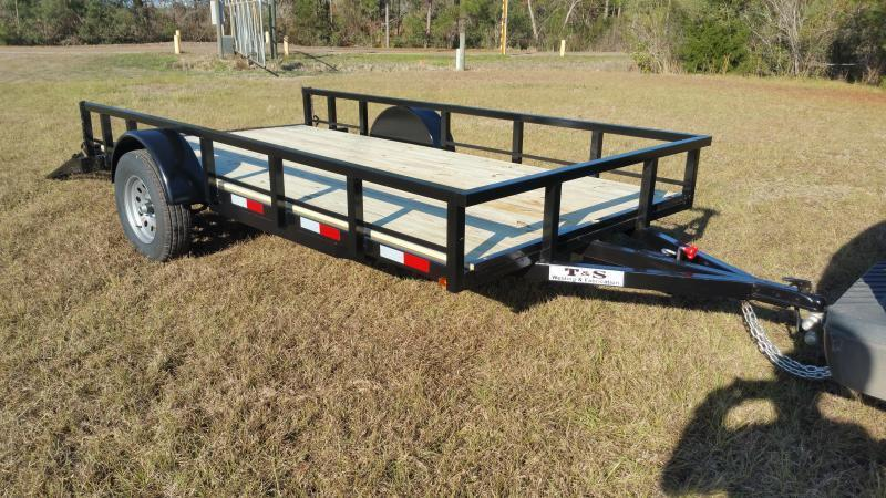 2019 Down 2 Earth Trailers(WOOD DECK CARHAULER) DTE8220WCH3.5B Car / Racing Trailer