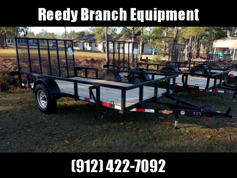 2018 Down 2 Earth Trailers DTE612G29 Utility Trailer in Millwood, GA
