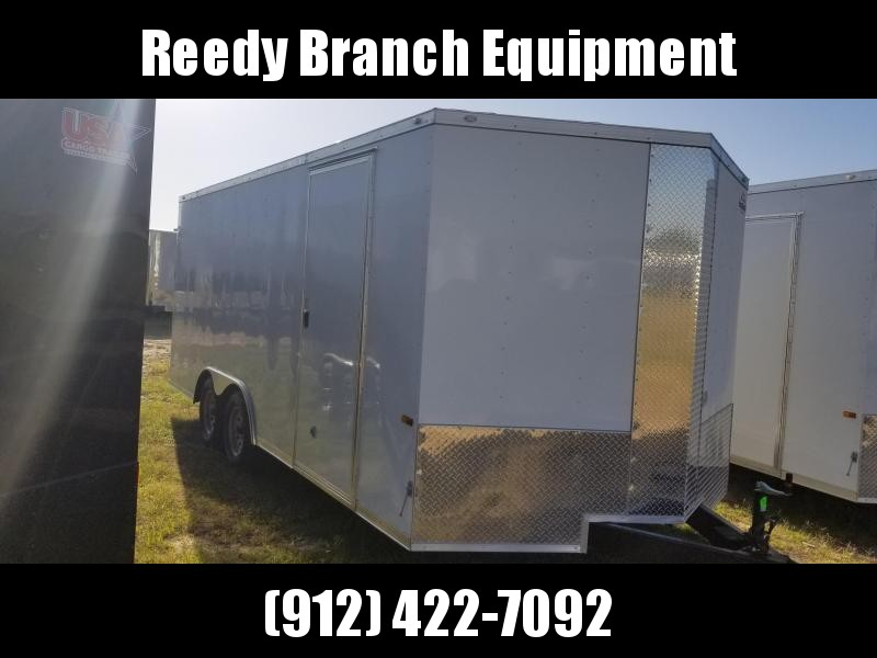 New 8.5x18 Enclosed Car Hauler   in Millwood, GA